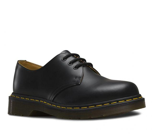 Dr Martens 1461 Smooth Black Leather