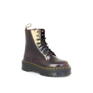 Dr Martens Jadon Cherry Red Womens Boots