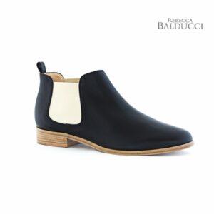 Rebecca Balducci Louis Black Womens Boots