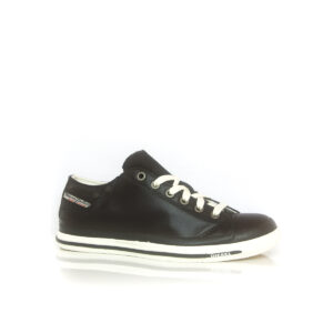 Diesel Exposure Low Women's Black Sneaker