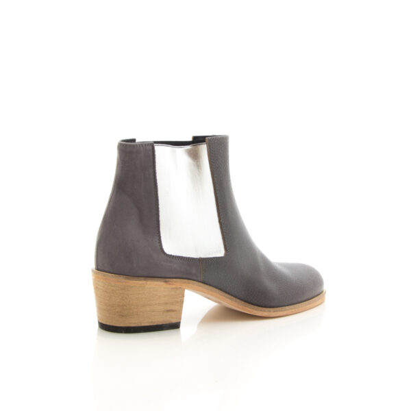 Beau Coops Jerry Basket Grey Boots