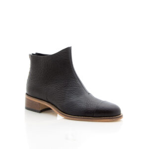 Beau Coops Beau5 Montone Black Grained Boot