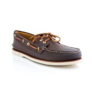 Sperry Gold A/O 2 Eye Brown 219493 Mens Boat shoe