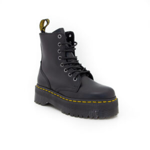 Dr Martens Jadon Black Polished Smooth boots