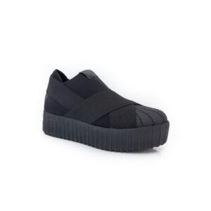 Fessura Hi Line X Black sneakers