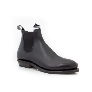 R M Williams Adelaide Black Womens Boots