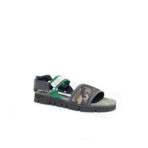 Donna Carolina Jan Camo sandal