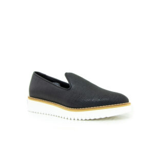 Piampiani Vienna Black 1126 loafers