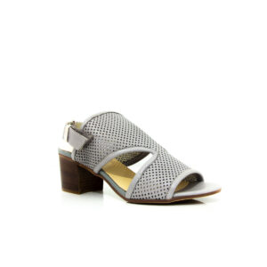 Piampiani Milano Grey 7831B sandal heels