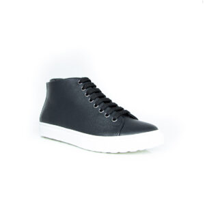 MAIMAI Aosta Black Hi-top sneaker