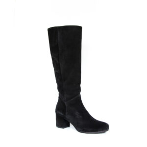 Donna Carolina Savannah Black Suede 40.204.120 Boots