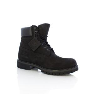 Timberland 6Inch Premium Black Junior 12907 Boots
