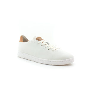 Woden Jane Bright White Leather sneaker