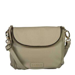 Saben Fifi Linen Handbag
