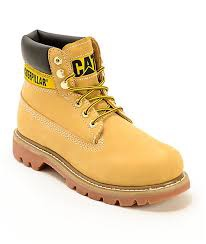 CAT Colorado Honey Mens Casuals
