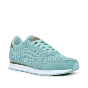 Woden Ydun Mesh Cloudy Green Womens Sneakers