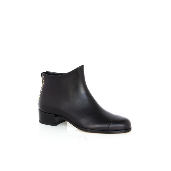 Beau Coops Beau5 Black Womens Boots