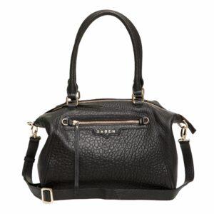 Saben Gita Bubble black Handbag