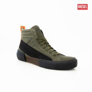 Diesel Dese S-Dese MC Olive Night Black Mens Casuals