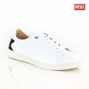Diesel S-olstice Low White Womens Sneakers
