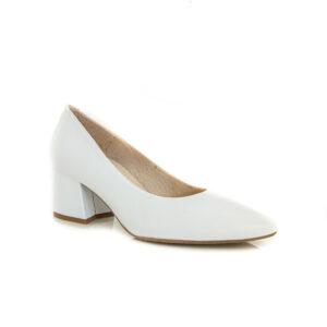 Gadea Annie White heels