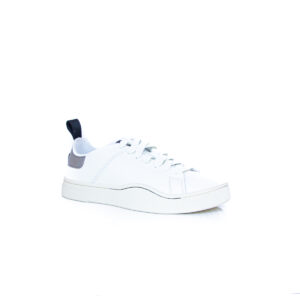 Diesel S-Clever LS Womens White/Silver YO1985 sneakers
