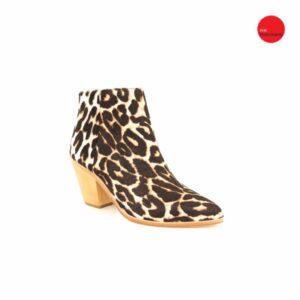 Zoe Kratzmann Fuze Boot Leopard Womens Boots
