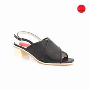 Zoe Kratzmann Garner Black Womens Sandals