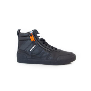 Diesel S-Dvelows Black Mens Men's Sneakers