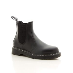 Dr Martens 2976 WS Chelsea Boot Black Smooth