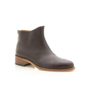 Beau Coops Beau5 Montone Chocolate Grained Boots